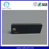 ガスポンプ管理のための受動の反金属RFIDの札