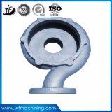 Válvula Ductile do ferro cinzento do ferro do ferro de molde com carcaça do corpo
