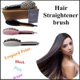 2016鉄の毛のStraightenrのブラシLCD Dispay