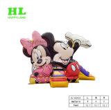 Bouncer inflável de Mickey&Minie da ligação em ponte menor