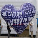 Коммерчески раздувная форма сердца воздушного шара для венчания