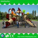 Spelen van de Speelplaats van de Apparatuur van het Vermaak van de Sport van jonge geitjes de Openlucht