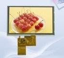 2.4 Bildschirm des Zoll-TFT LCD mit Rtp kundenspezifischem ODM-Soem