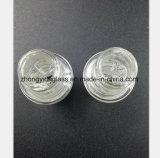 Transparentes Glasrohr des Mannes 14.5mm, 18.8mm Huka-Zubehör