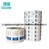 El papel de aluminio laminado de papel para el papel de aluminio en rollos de papel en lugar de la lámina de blister