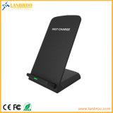 Vente chaude de smartphone de chargeur sans fil mince normal ultra-mince de Qi