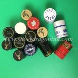 Faixas pré-formadas da etiqueta do Shrink para o selo do tampão