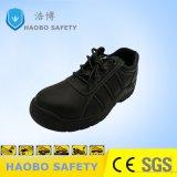 Профессиональные промышленные Puncture-Resistant нескользким покрытием и поручнями обувь