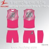 Healong Design de Mode Sportswear SUBLIMATION Maillot de cyclisme personnalisés