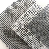 反カのはえの黒カラー上塗を施してあるアルミニウム金網
