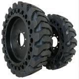 Puyi Solid Tires 12-16.5 mit Rims für Skid Steer Loaders