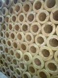 Hoog - Wol van /Rock van de Steenwol van de dichtheid/Glaswol 50mm de Pijp van de Thermische Isolatie