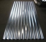 Hoja de impermeabilización de cubiertas de acero corrugado para la construcción de Material Acero