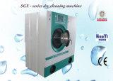 Machine de nettoyage à sec de pétrole de Sgx-Séries