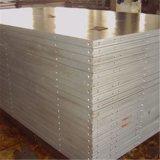 Platine chaude semi-automatique pour la machine chaude de presse de contre-plaqué