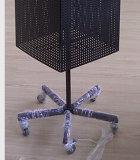 Colocación en el suelo de tablero Spinning Bastidores de visualización
