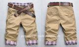 Shorts dei Chinos della stampa del Mens di modo