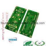 Lado único de placas de circuito impresso flexível