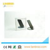 Cargador sin hilos rápido de la fuente caliente 2017 para Samsung S6 +/iPhone 8/Iphonex