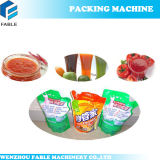 Stand-up Pouch Liquid & Paste Packing Machine