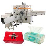 Machine à emballer molle automatique de papier de soie de soie de paquets
