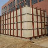 SMC GRP FRPのガラス繊維の合成の水漕の製造者