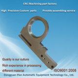 MASCHINEN-Reserve CNC-Maschinerie-Teile des China-Lieferanten-Zoll-Aluminum7075 Selbst