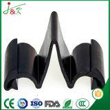 Perfil de goma de la tira del sello de la protuberancia de la alta calidad EPDM de China