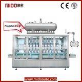 Encima de la máquina de rellenar embotelladoa del agua del peso para 1~4L
