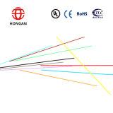 Cable óptico al aire libre de la gota de la cinta de la fibra óptica 4 G657A GJYXFDCH para la comunicación