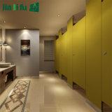 Verdeling van het Toilet van het Hotel van Jialifu de Openbare Compacte Gelamineerde