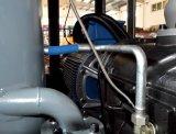 2-stufiger Drehluftverdichter für Glasfabrik-Glashaus