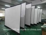 """96 schermi di proiezione del treppiedi """" X96 """" con bianco opaco"""