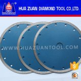 "Press caldo Sintered Diamond Continuous Rim Cutter per Stone Ceramic Tile, 7 "" Granite Saw Blade"