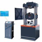 Visor digital de resistência à tracção do aço seis Máquina Universal de Testes Hidráulicos da coluna