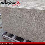 Partie supérieure du comptoir Polished normale de granit pour la maison et l'hôtel