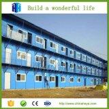 De de geprefabriceerde Huizen in de stad van het Huis van de Verschepende Container en Comités van de Muur