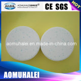 중국 수액 또는 수지 분말 또는 입자 염소 유압 회전하는 단 하나 펀치 정제 압박