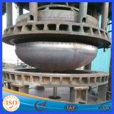 La fabrication de professionnels de l'extrémité tête elliptique chapeaux de tête pour réservoir sous pression du réservoir
