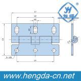 Dobradiça de porta do metal da mobília da precisão da alta qualidade Yh9427