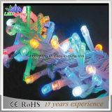 шнур Fairy света цветастый СИД праздника 10m освещает свет рождества свадебного банкета