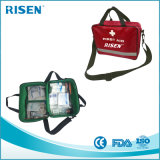 工場私用ロゴの直接安いキャンプの救急箱