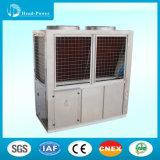 40KW 5т 10т 15HP Mni прокрутки охладитель воды с воздушным охлаждением