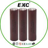カスタマイズされた18650 3000mAhリチウムイオン充電電池