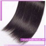 Tessuto peruviano naturale grezzo dei capelli umani di 100% Remy