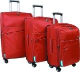 柔らかいトロリー荷物旅行荷物袋のスーツケースのオックスフォードの高品質の荷物