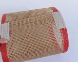 Panno di maglia rivestito di teflon della fibra di vetro