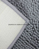 Coton en microfibre Shaggy Tapis pour chambre à coucher à l'aide de chenille