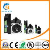 moteur pas à pas 34HY1802 1.8deg circulaire biphasé pour la machine de textile (86mm x 86mm)
