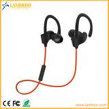 Fones de ouvido sem fio Bluetooth desporto Controlo de música sem fios o prompt de voz